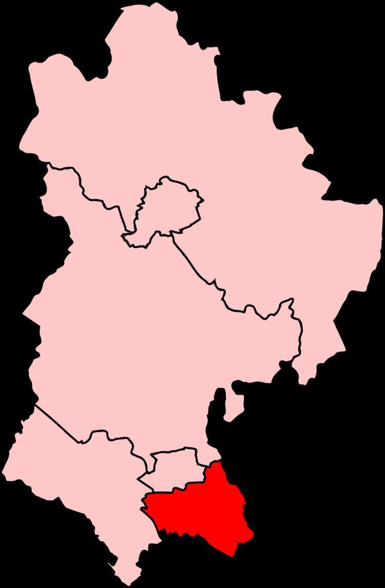 Luton South (UK Parliament constituency)