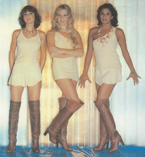 Luv' (Dutch band) Patty Brard
