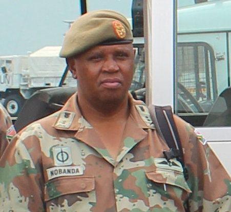 Luvuyo Nobanda