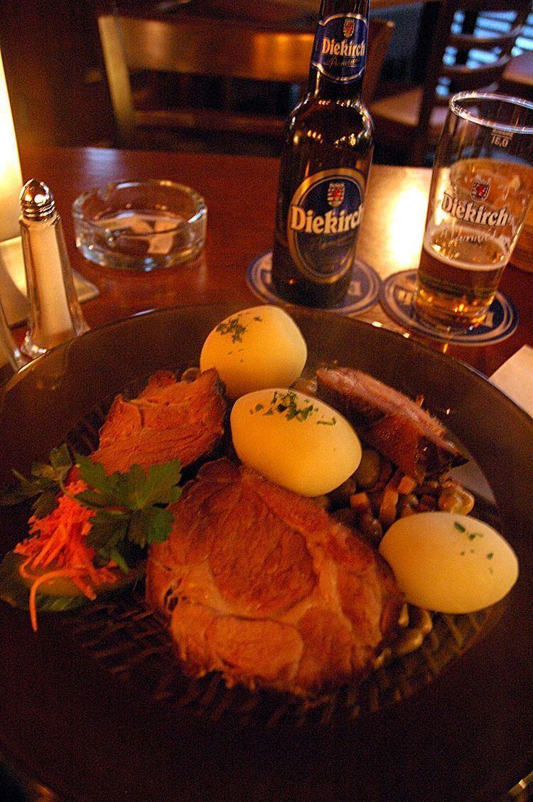 Luxembourg cuisine