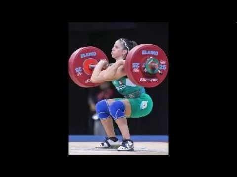 Luz Acosta luz Acosta Weightlifting Podcast YouTube