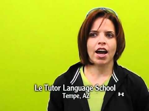 Luz Acosta Intensive English course student Luz Acosta Olympian