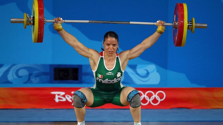 Luz Acosta Orgullo nacional Luz Acosta recibe medalla olmpica de Londres 2012