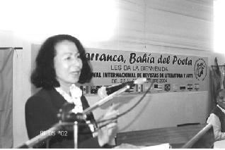 Luz Argentina Chiriboga Poesa en Paralelo Cero 2011 Argentina Chiriboga