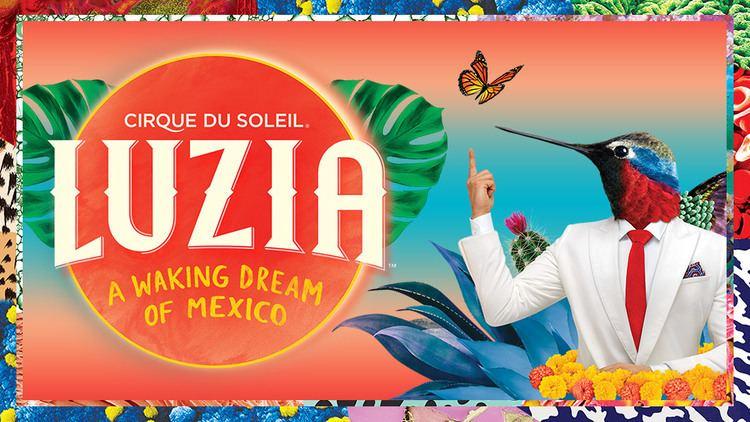 Luzia (Cirque du Soleil) LUZIA Redeem Your Gift Card Cirque du Soleil