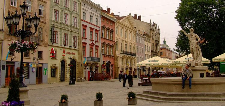 Lviv Tourist places in Lviv