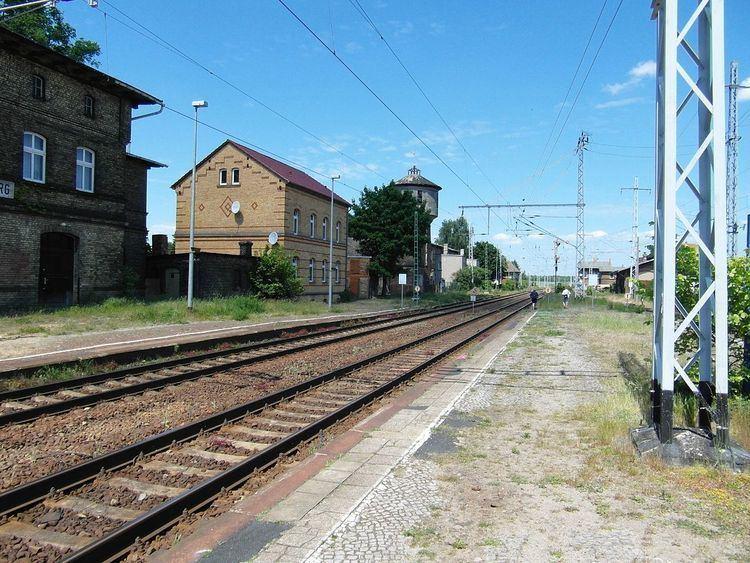 Löwenberg (Mark) station