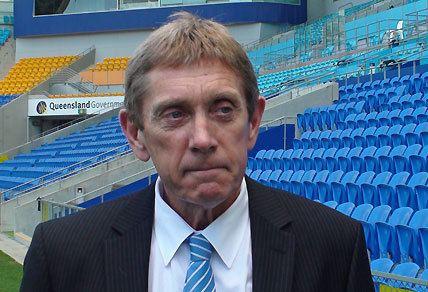 Lyall Gorman Cronulla Sharks future is bright insists new CEO Lyall Gorman