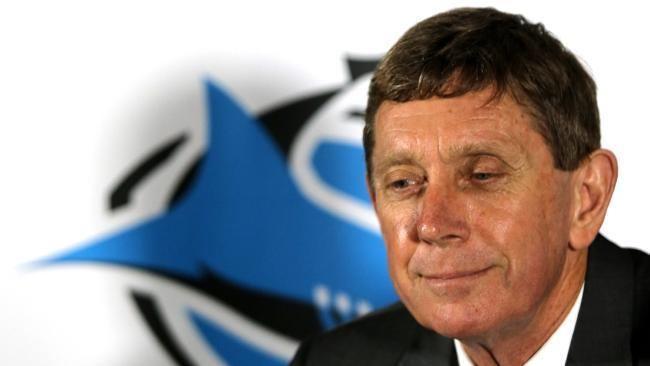 Lyall Gorman NRL How Cronulla Sharks CEO Lyall Gorman turned club into a