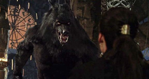 Lycanthrope (film) movie scenes Yep that s the legendary Van Helsing himself transformed into a lycanthrope and fixin to kick some Drac ass ula Scream Drac ass ula Scream