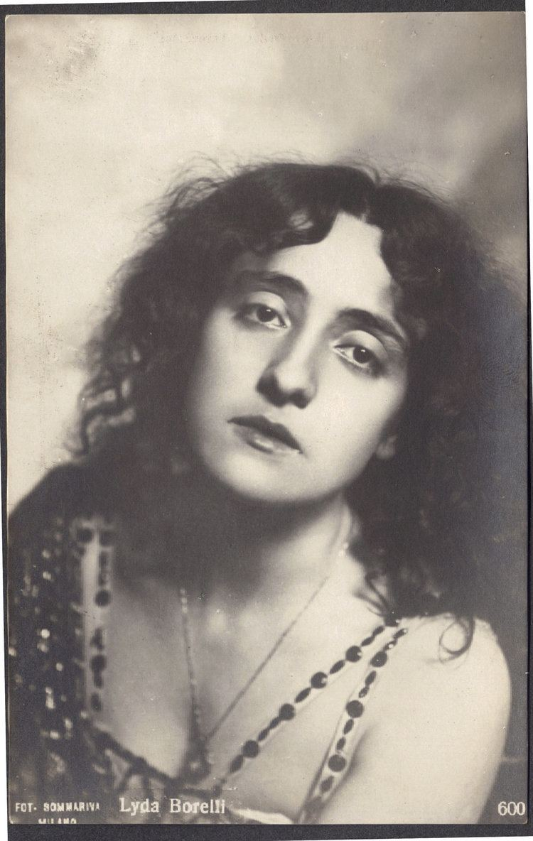Lyda Borelli (1884?959) Lyda Borelli (1884?959) new picture