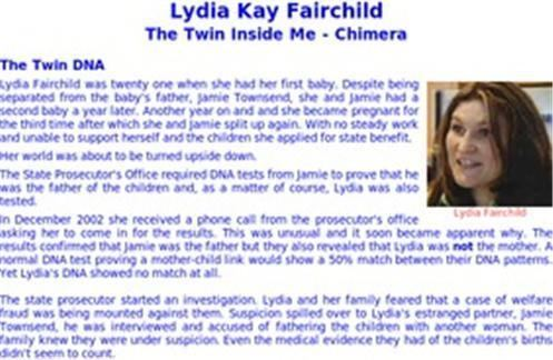 Lydia Fairchild forumtealoungeinfo View topic Medical mystery MT V N Y