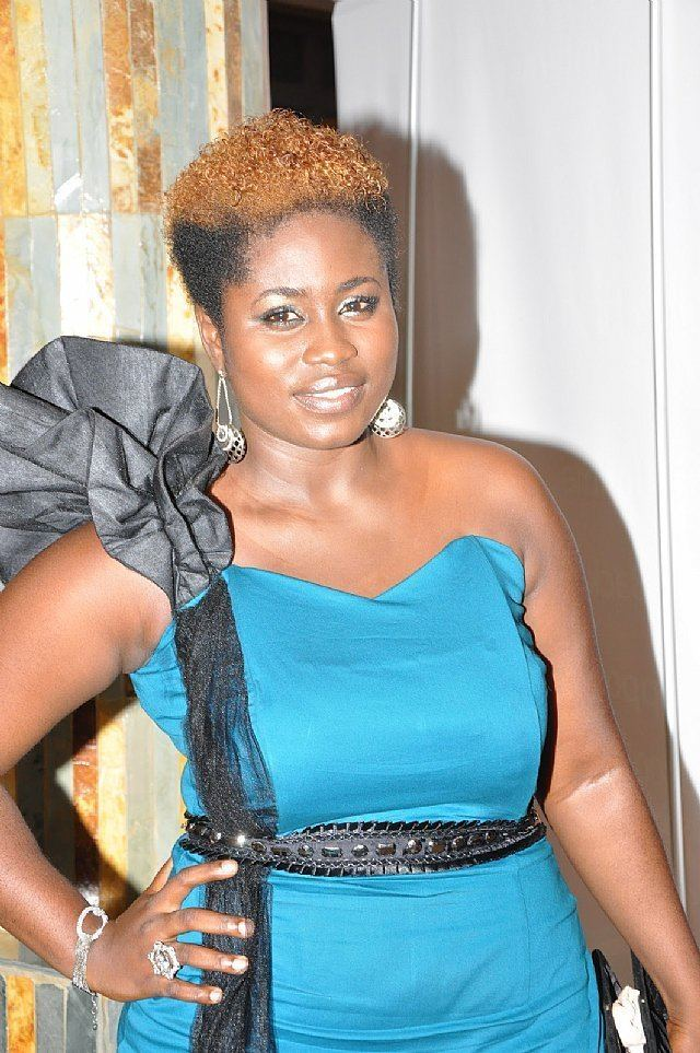 Lydia Forson Adorable Ghanaian Actress Lydia Forson Makes Front Page In Sierra Leone