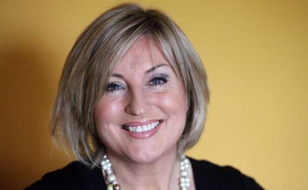 Lynda Bryans ExTV presenter Lynda Bryans is not standing as UUP