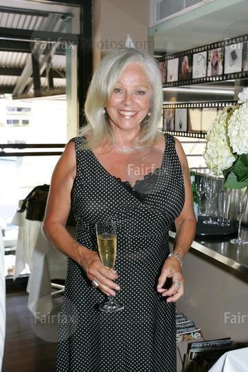 Lynette Curran Fairfax Photos Australian actress Lynette Curran attends