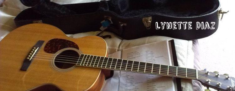 Lynette Diaz Diamond Hands feat Susan L Grant on Guitar by Lynette Diaz