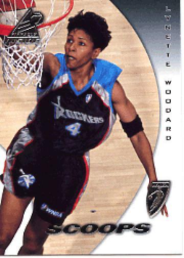 Lynette Woodard Lynette Woodard possibly the best womens basketball player ever