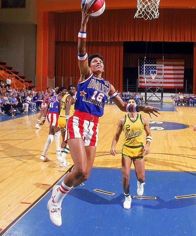 Lynette Woodard Lynette Woodard National Basketball Retired Players Association