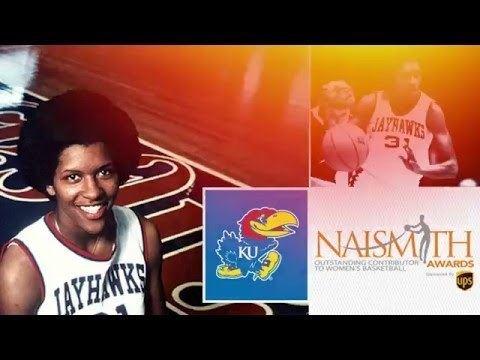 Lynette Woodard Lynette Woodard Kansas Womens Basketball 12515 YouTube