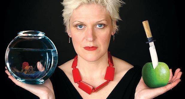 Lynn Ferguson Lynn Ferguson Fringe benefits Edinburgh Festival