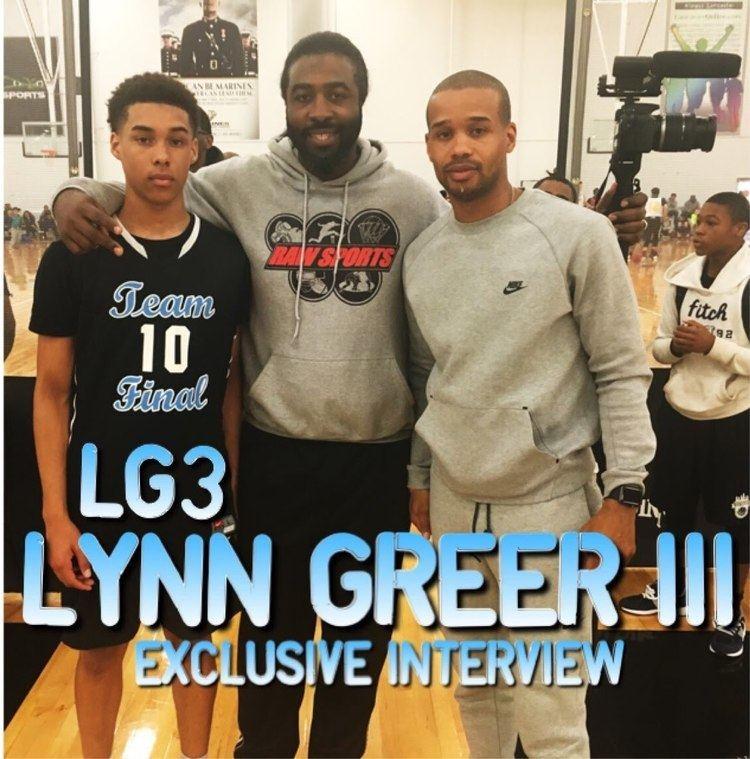 Lynn Greer (politician) LYNN GREER III aka LG3 EXCLUSIVE INTERVIEW 6416 TEAM FINAL