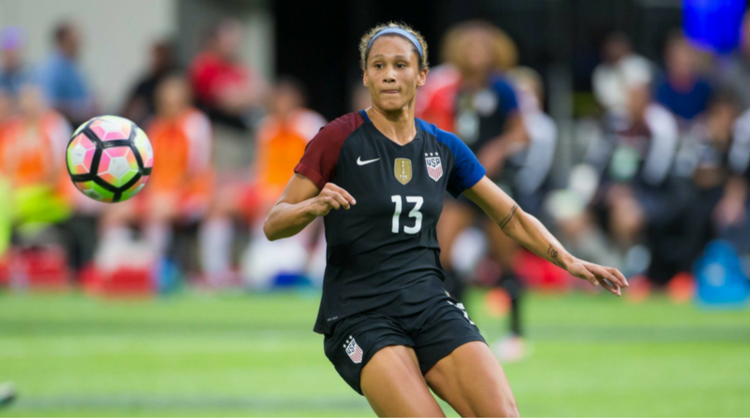 Lynn Williams (soccer) From overlooked to NWSL MVP USWNT Lynn Williams rise through her