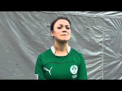 Lynne Cantwell Lynne Cantwell Interview Moscow 7s 2012 YouTube