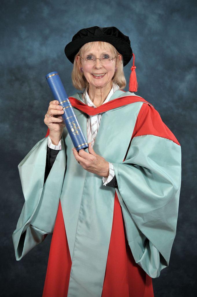 Lynne Frostick Professor Emerita Lynne Frostick University of Hull Doctor Flickr