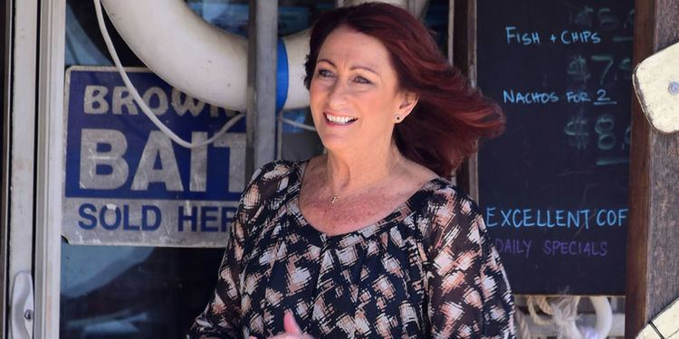Lynne McGranger Home and Aways Lynne McGranger is heading to the UK for a new role
