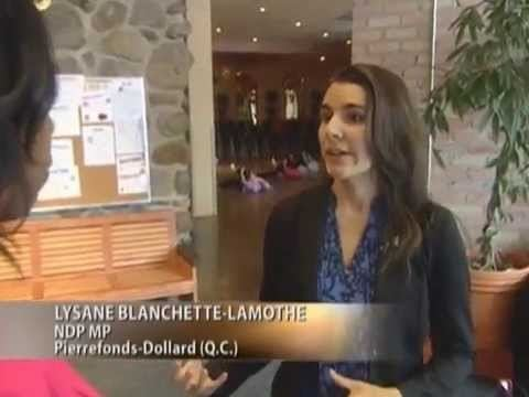 Lysane Blanchette-Lamothe In The Riding with Lysane Blanchette Lamothe YouTube