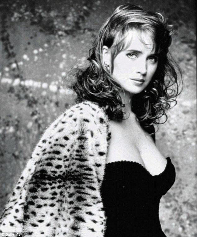 Lysette Anthony I was the face of the 80s but I ended up homeless