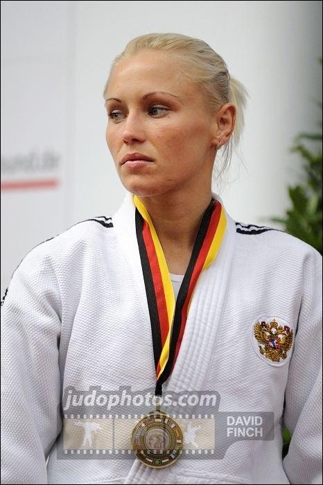 Lyudmila Bogdanova wwwjudoinsidecomphotoshans2009GermanOpenSi