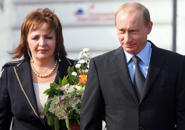 Lyudmila Putina Lyudmila Putina Photos FILE In Profile Vladimir and