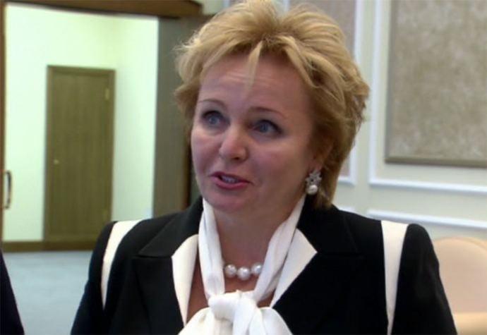 Lyudmila Putina sbbcnewscomusawpcontentuploads20130603jpg