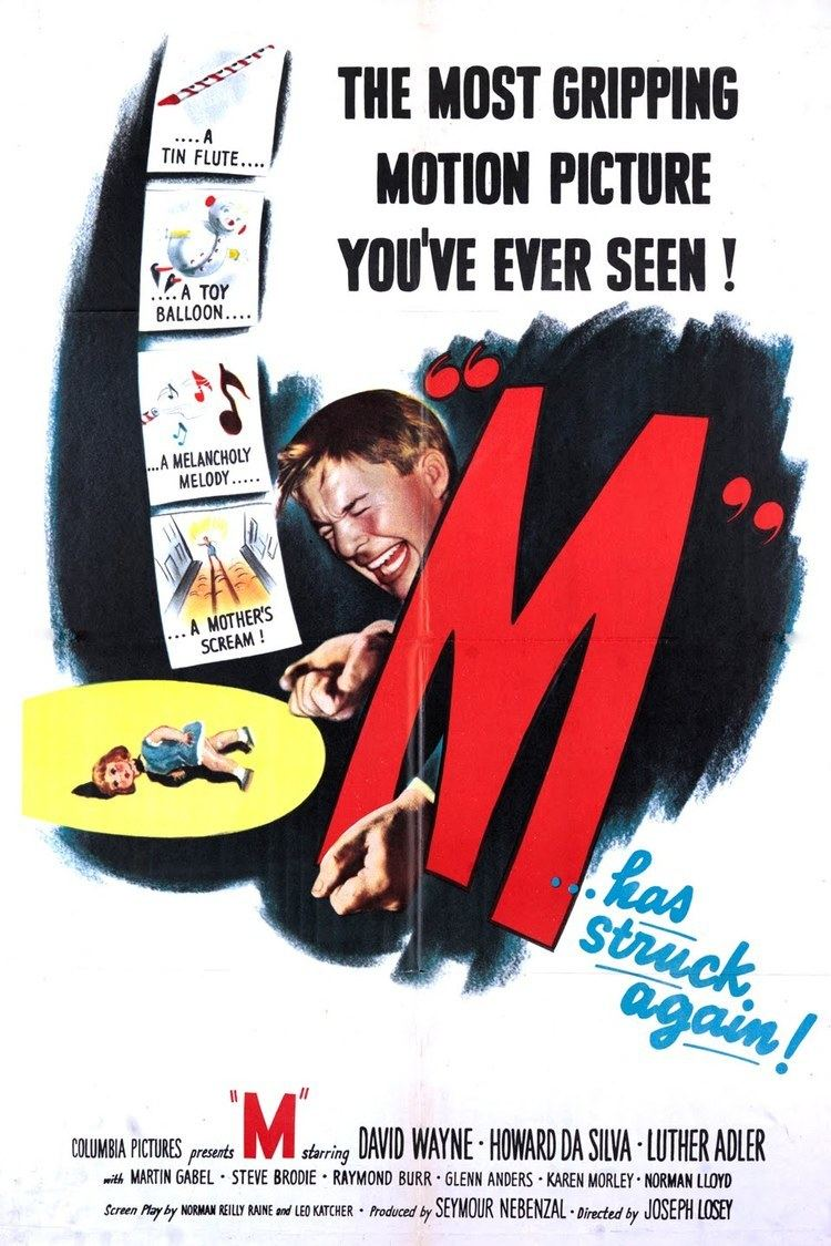 M (1951 film) wwwgstaticcomtvthumbmovieposters58191p58191