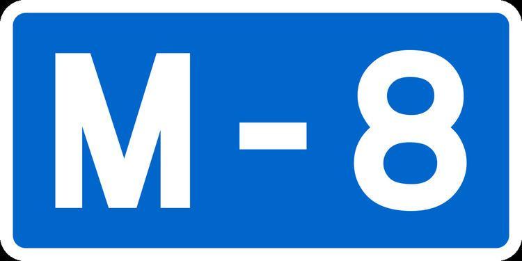 M-8 highway (Montenegro)