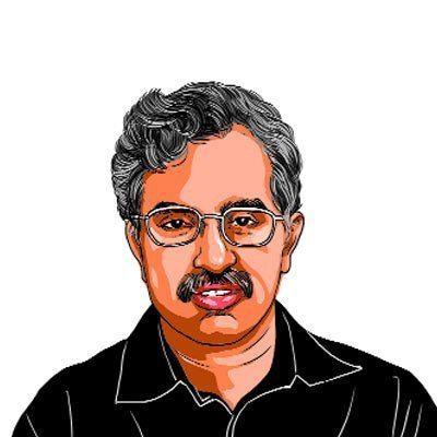 M. Balakrishnan M Balakrishnan The Indian Express