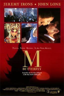 M. Butterfly (film) M Butterfly film Wikipedia