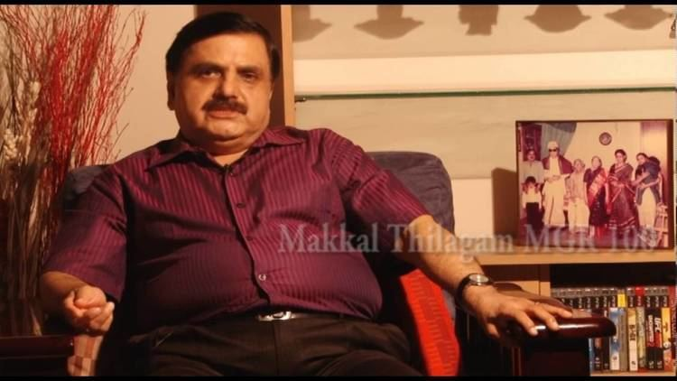 M. G. Chakrapani MGChakrapani had announced Jayalalitha Madams name for 1984