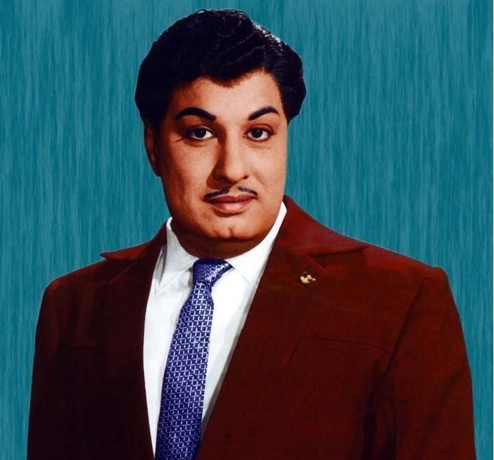 M. G. Ramachandran Tamil Actor MRRadha profile Tamil Actor Profile