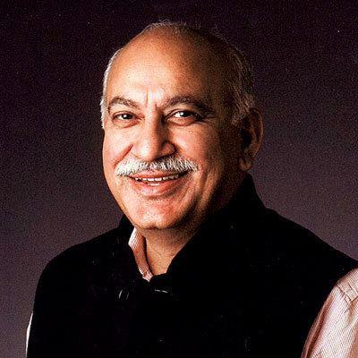 M. J. Akbar MJ Akbar commends PM Narendra Modi39s firm response to