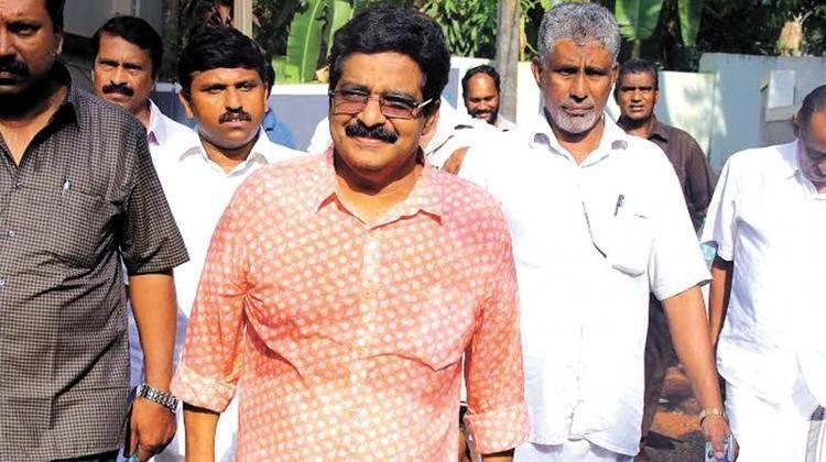 M. K. Muneer M K Muneer faces heat in Kozhikode south