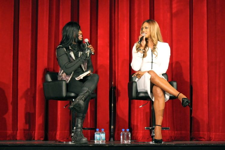 M Lamar Laverne Cox and Twin Brother M Lamar Get Personal at