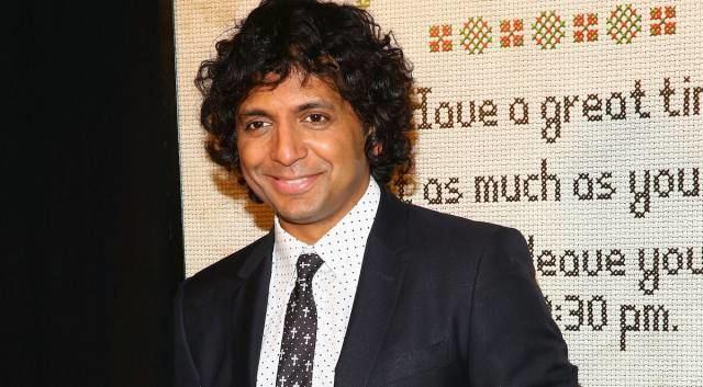 M. Night Shyamalan M Night Shyamalan Unveils His Next Film Glass News Movies Empire
