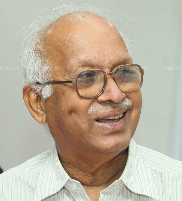 M. P. Parameswaran Founding Member Profile MP Parameswaran Global University