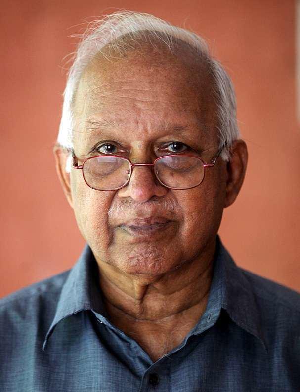 M. P. Parameswaran 60