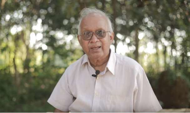 M. P. Parameswaran MP Parameswaran clears the air over remarks on VS Pinarayi