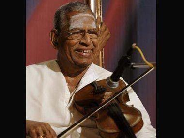 M. S. Gopalakrishnan Legendary violinist MS Gopalakrishnan passes away at 82