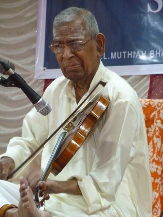 M. S. Gopalakrishnan Ananthapuri Charmed In The Symphony Of Strings