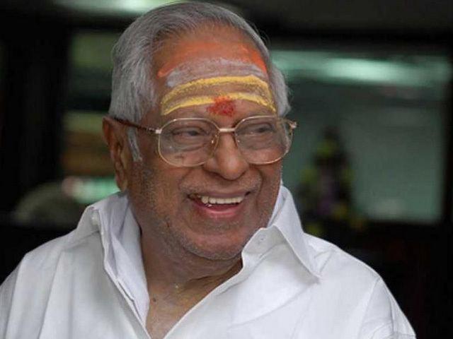 M. S. Viswanathan MS Viswanathan A Man as Rare as His Music NDTV Movies